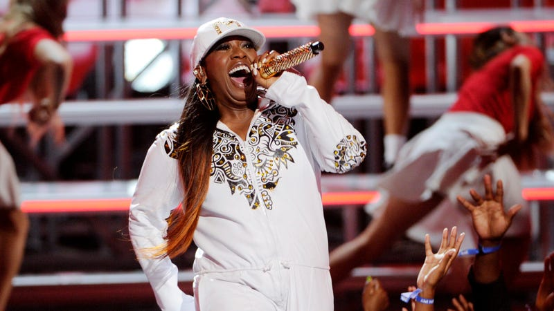 Fans Petition to Replace Confederate Monument with Missy Elliott Statue