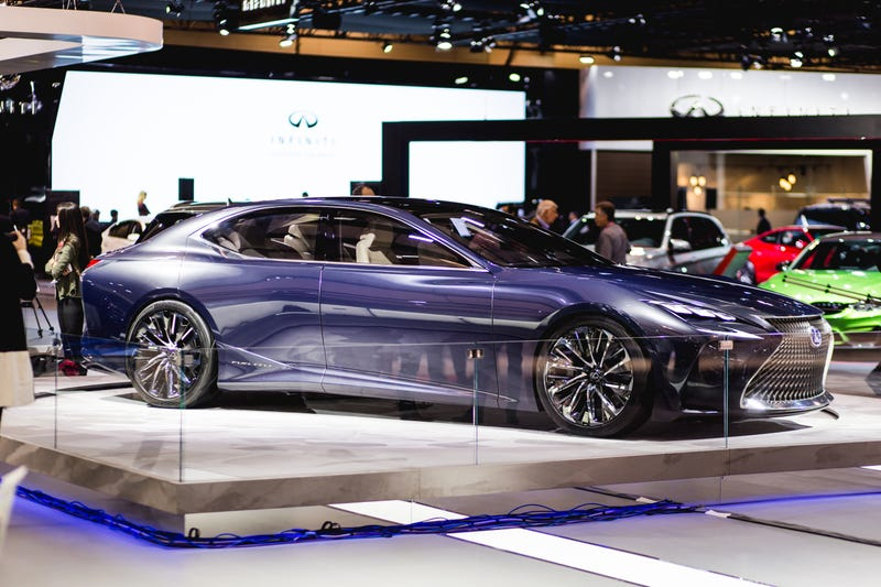 Here Are The Most Captivating New Concept Cars