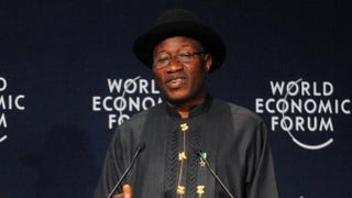 Goodluck JonathanPIUS UTOMI EKPEI/AFP/Getty Images