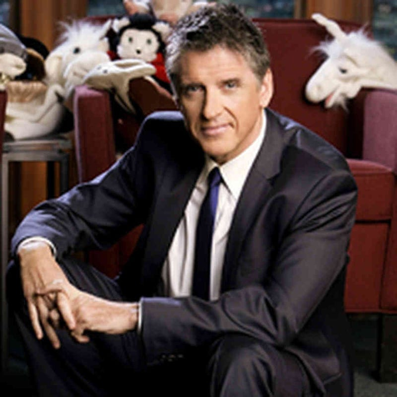 Illustration for article titled Any Craig Ferguson Fans?