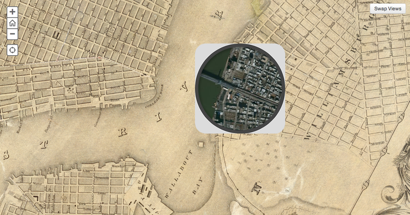 These Interactive Maps Pare 19th Century American Cities To Today