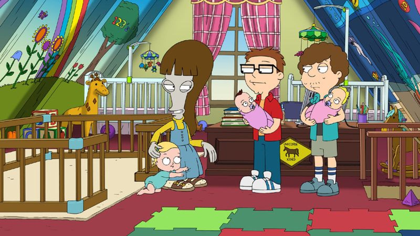 """American Dad: """"Steve And Snot's Test-Tubular Adventure"""""""