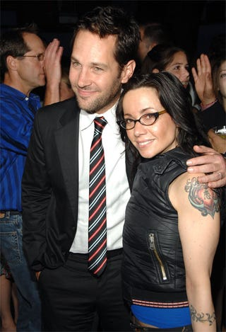 Illustration for article titled Paul Rudd + Janeane Garofolo = Our Ultimate Mid-90's Fantasy