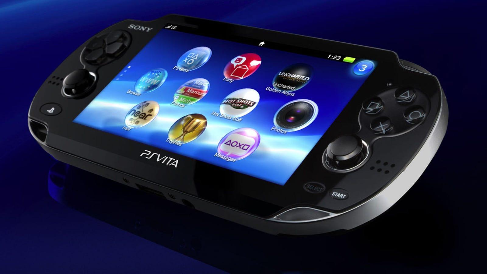 Sony reconoce que la PS Vita no está muerta todavía