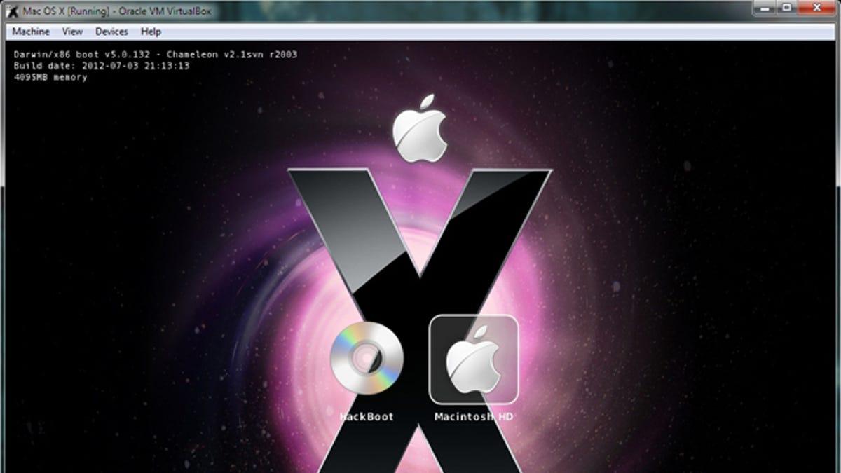 Mac Os X Windows 7 Emulator - mouseadvisor's diary