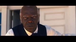 Samuel L. Jackson as Stephen in Django Unchained (YouTube)