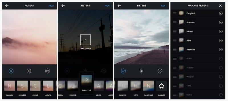 Illustration for article titled Instagram estrena diseño y nuevos filtros después de 2 años sin cambios