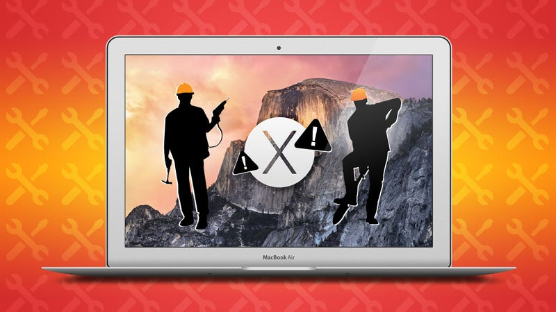 Illustration for article titled How to Fix OS X Yosemite's Biggest Annoyances