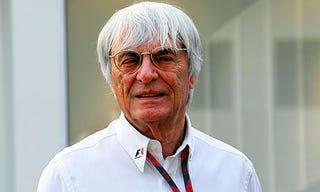 Illustration for article titled Bernie Ecclestone: Saviour of Motor sports