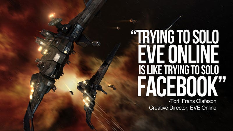 Illustration for article titled This is Why I Never Could Get Into EVE Online