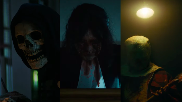 Netflix s Fear Street Trailer Promises a Gruesome Summer Movie Experience