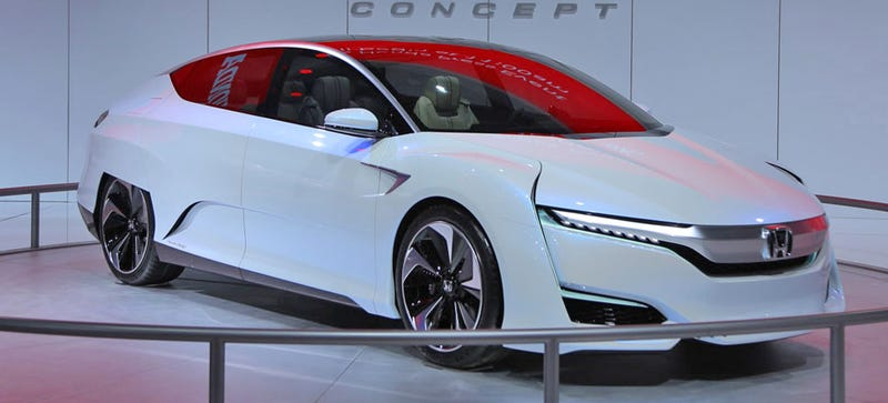 Illustration for article titled Honda Will Have An All-New EV And Hybrid By 2018