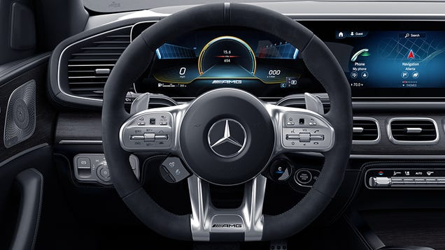 Is Mercedes  MBUX a Good In-Car Computer?