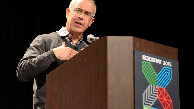 David Brooks, arbiter of sense and sandwiches. (Photo: Robert A Tobiansky/Getty)