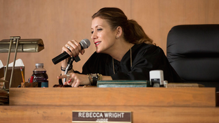 Illustration for article titled Female Lawyers Group Asks NBC to Put Bad Judge Out of its Misery