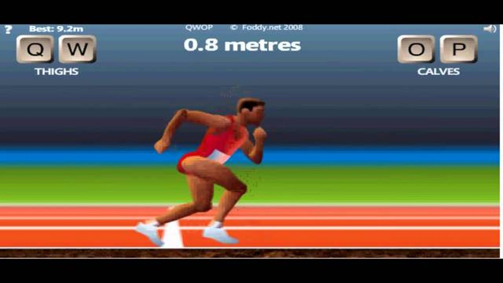 Qwop is one of lifes hardest activities ccuart Image collections