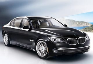 Illustration for article titled Neiman Marcus Edition BMW 7-Series Can Be Yours For Just $160,000