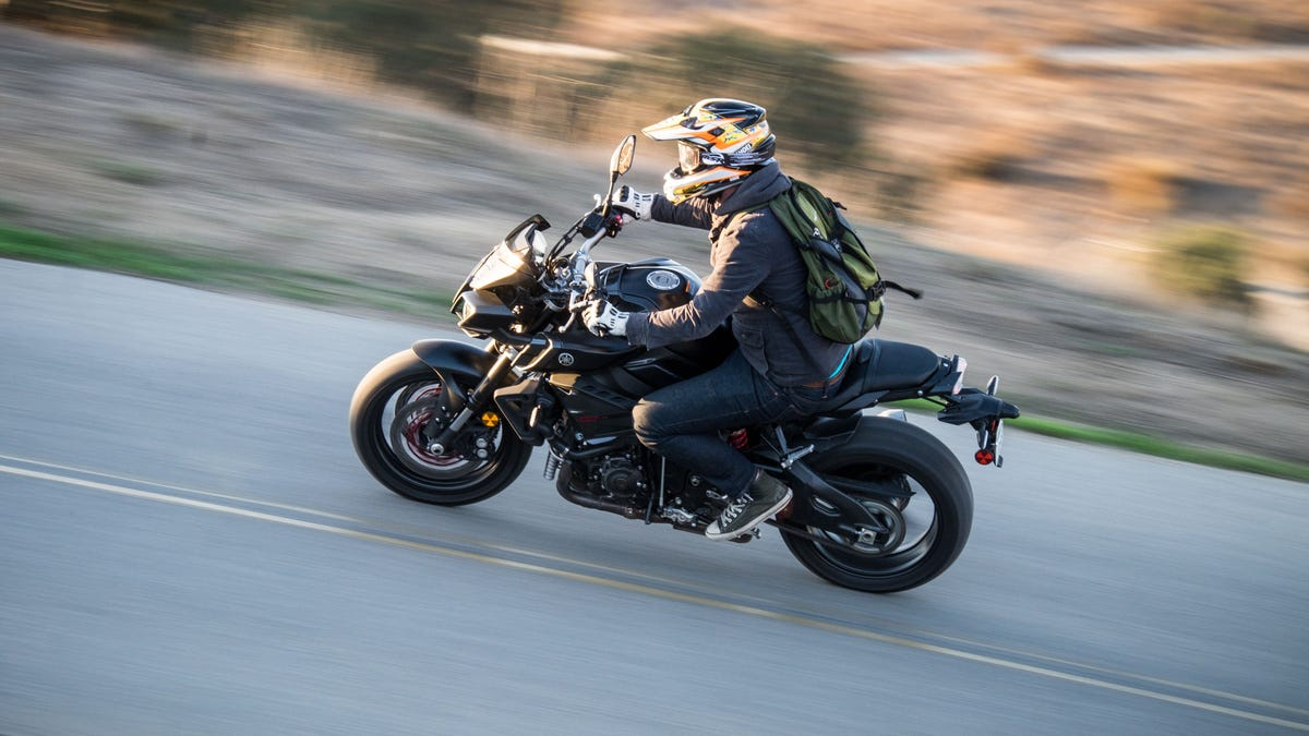 The 2017 Yamaha FZ-10 Is A Wild Everyday Commuter I Never Learned To