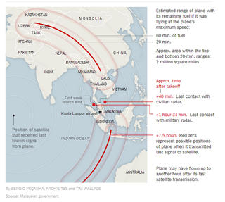 Illustration for article titled I have fucking HAD IT with the missing Malaysian airliner