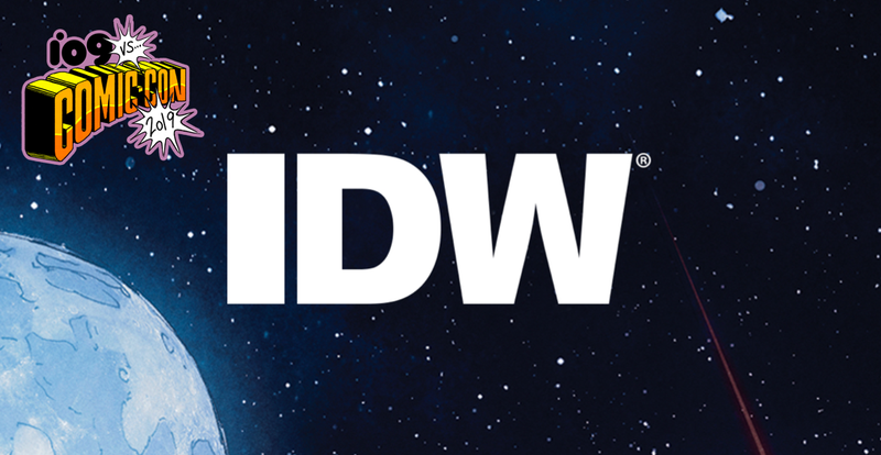 All the New Comics IDW Discussed at San Diego Comic-Con