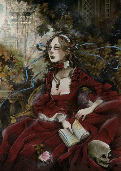 Illustration for article titled La Cah Baroque