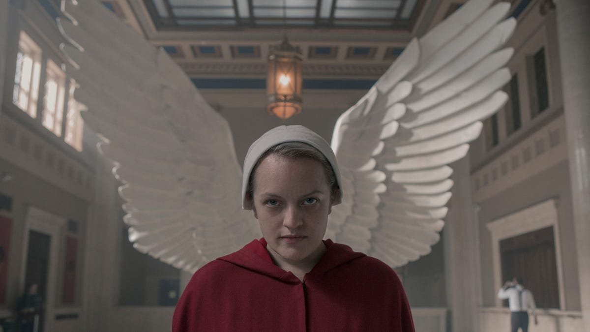 The Handmaid's Tale heads for the nation's capital aboard the Too