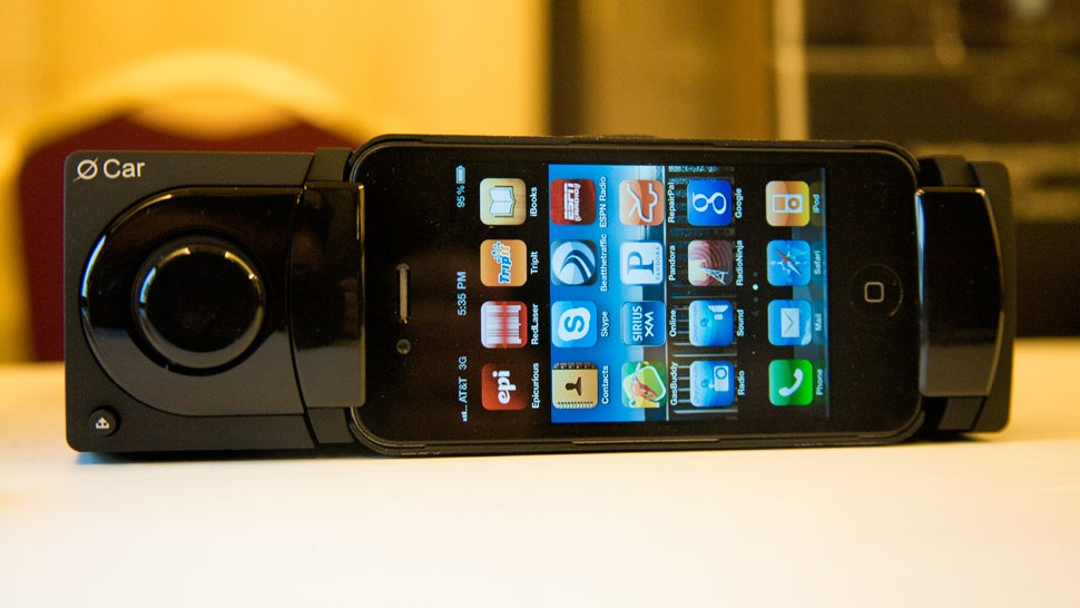 Oxygen Audio Turns Your Iphone Into A Car Stereo