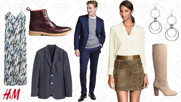 Get Up to 70% Off During H&M s Mid-Season Sale