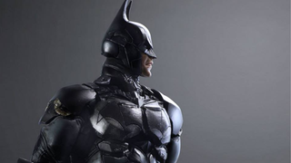 Illustration for article titled The Latest Play Arts Kai Batman Might Not Be Crazy, But He Looks Great