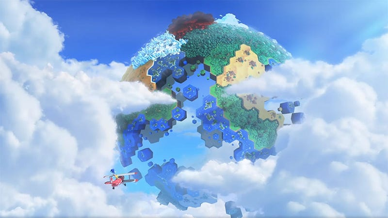 Illustration for article titled The Next Sonic Game Is A Nintendo Exclusive [UPDATE 2]
