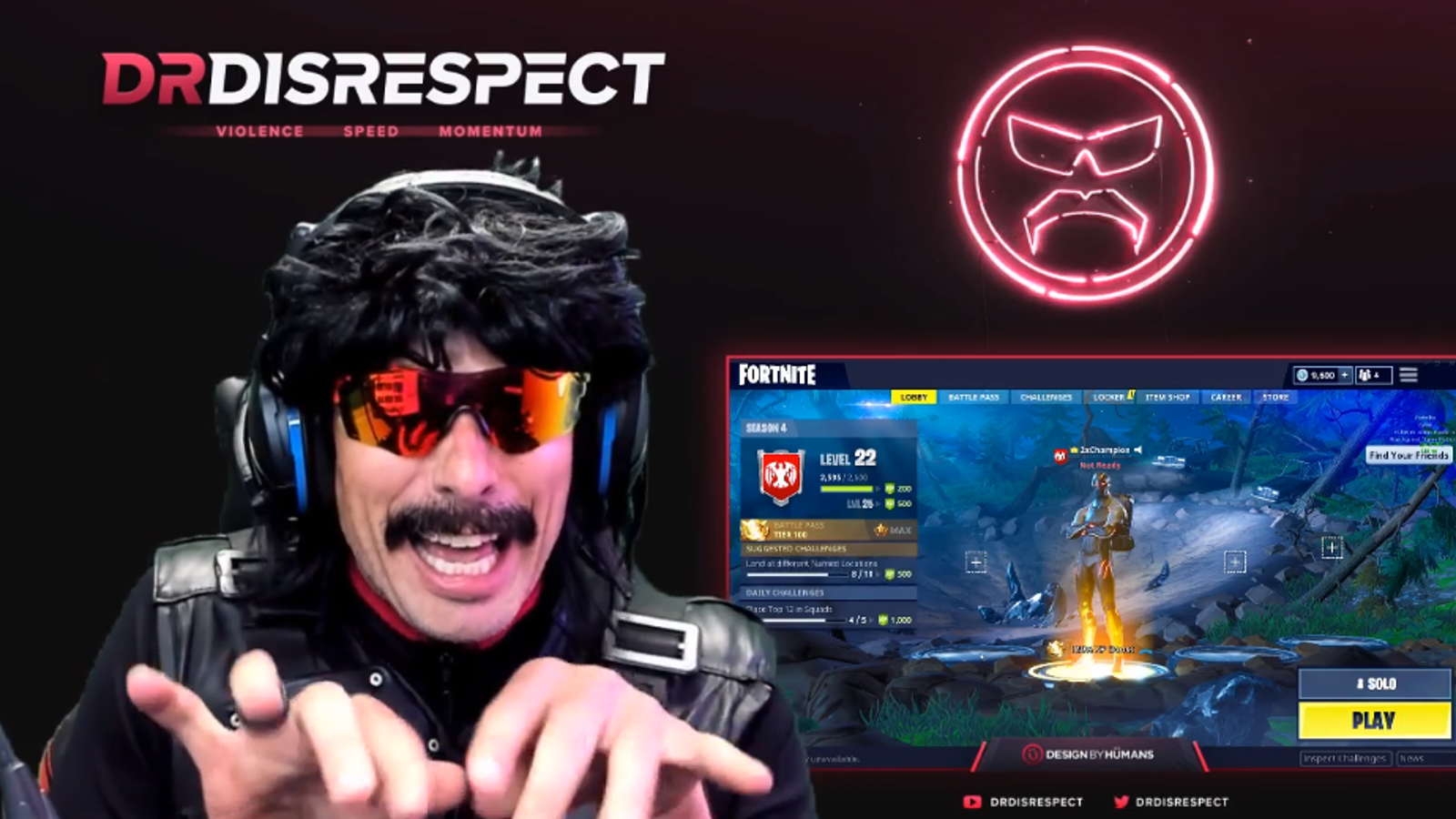 48338198 Emotes Mocking Dr Disrespect Disappear From Twitch