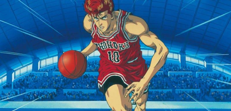 Illustration for article titled Summarizing the Shohoku-Ryonan Practice Game in Slam Dunk