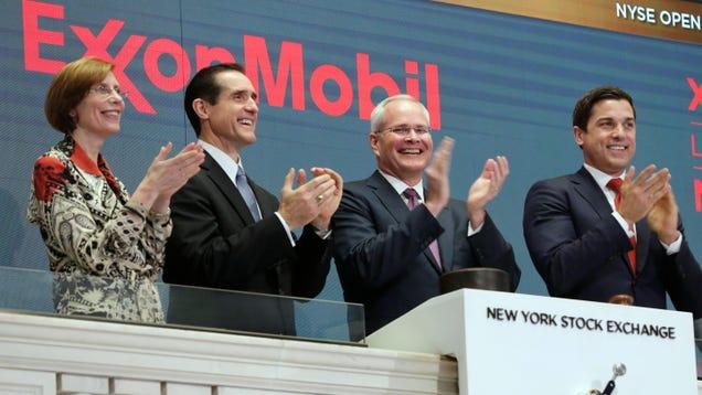 Exxon Lobbyist Issues Apology on LinkedIn as Company Goes Into Damage Control