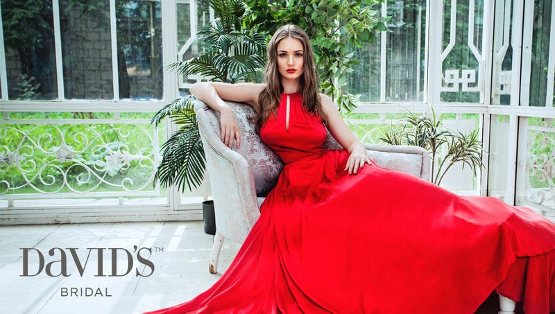 Davids Bridal Introduces New Line Of Whore Red Dresses For Wicked
