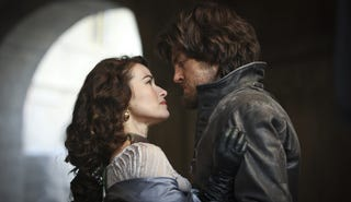 Illustration for article titled The Musketeers Finale Caps Off a Fantastically Cheesy Season