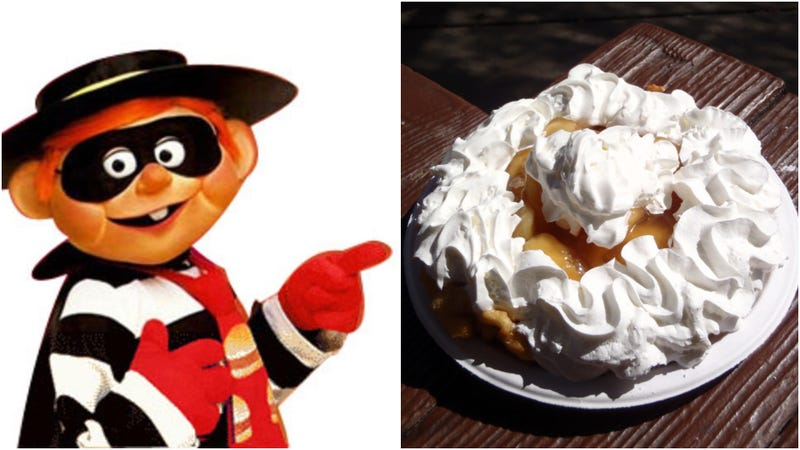 Illustration for article titled Man breaks into waterpark, steals funnel cake, melts ice cream, ruins summer
