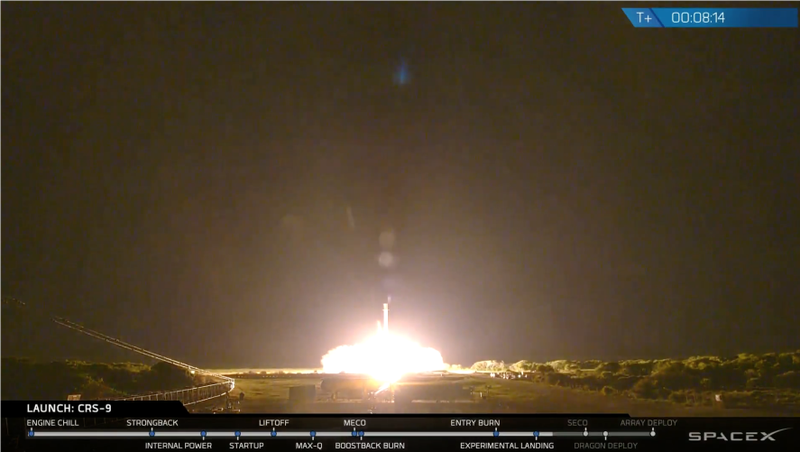 Illustration for article titled SpaceX Just Landed a Rocket At Cape Canaveral
