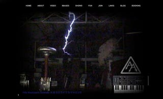 Illustration for article titled Create Your Own Tesla Coil Musical With the ArcAttack Emulator