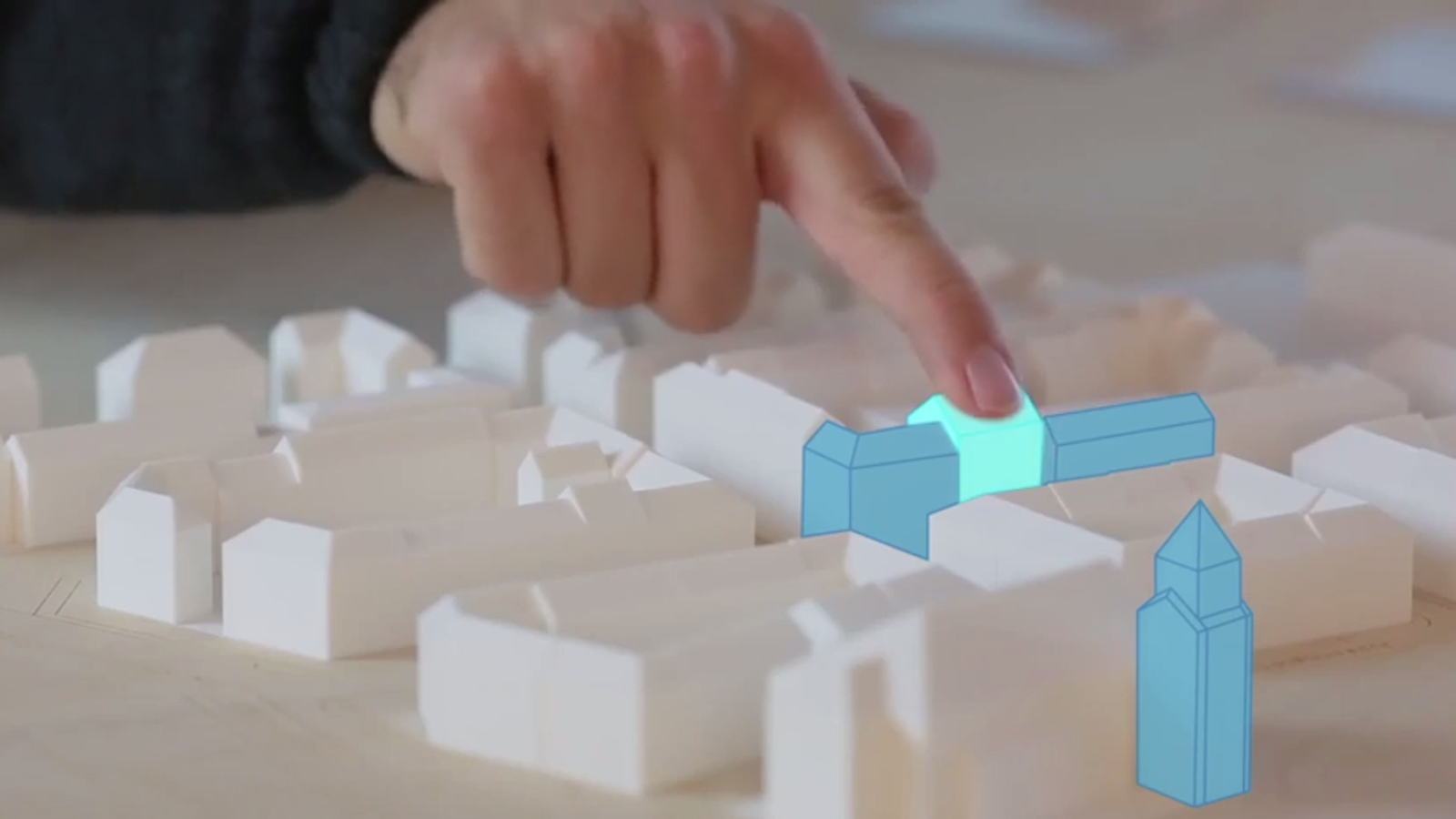 New Thermal Technology Turns the Entire World into a Touchscreen