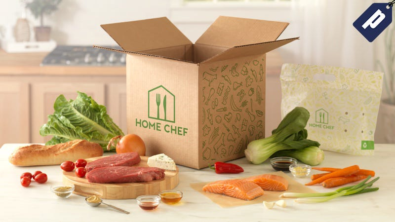 Illustration for article titled Save $30 On Your First Week Of Home Chef: Hassle-Free Meal Planning & Cooking