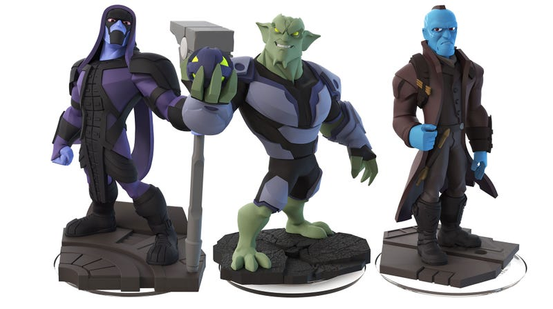 Illustration for article titled Three Shady Marvel Characters Join Disney Infinity 2.0