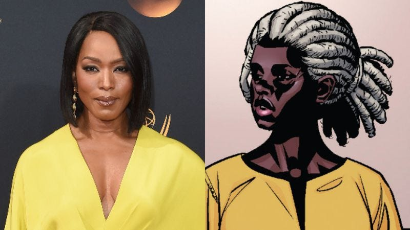 (Images: Getty Images/FilmMagic, Axelle/Bauer-Griffin / Marvel Comics)