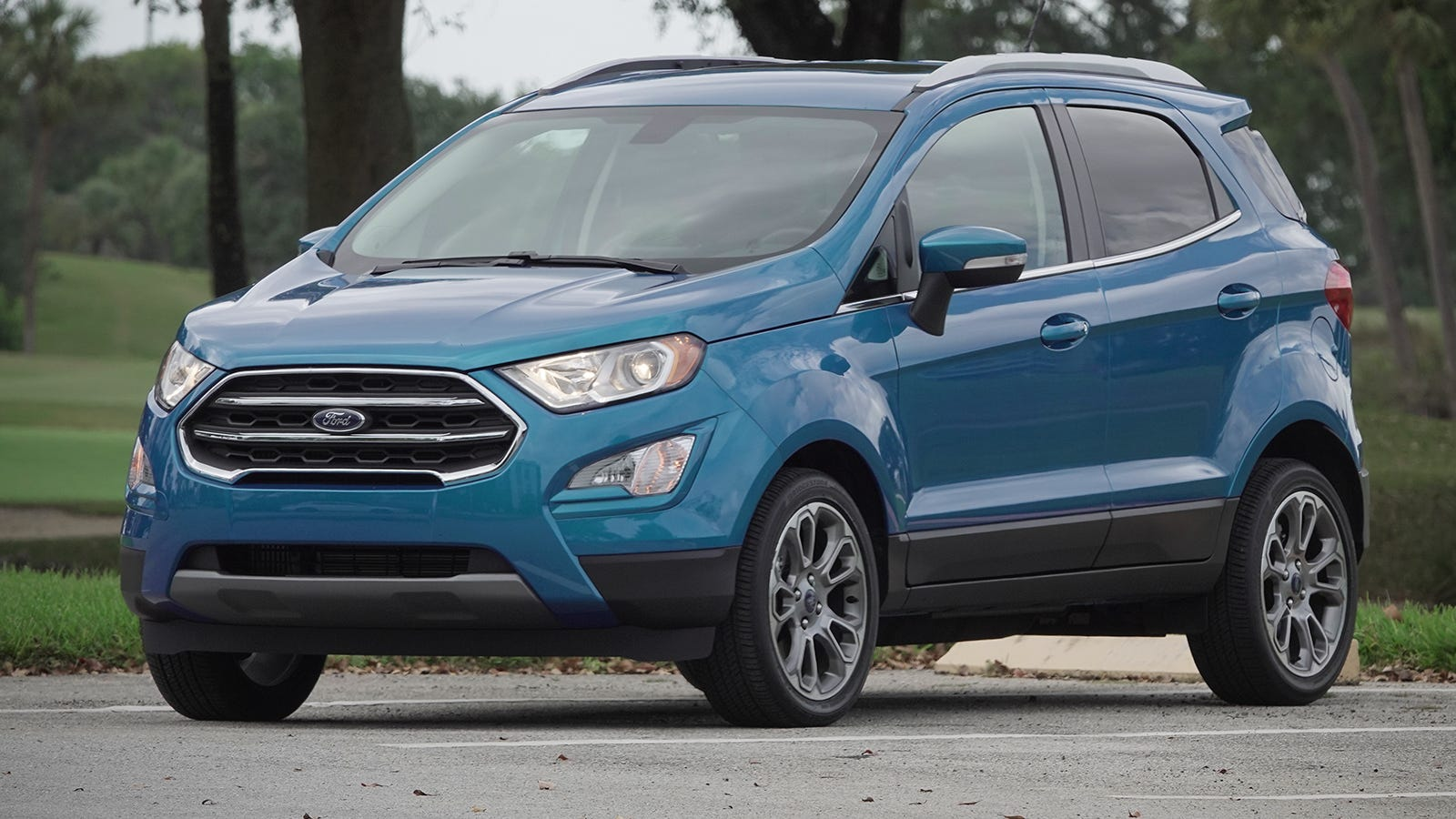 So You Want To Buy A 2018 Ford EcoSport