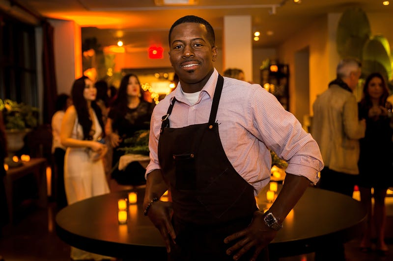 Chef Edouardo Jordan in Seattle in November 2016
