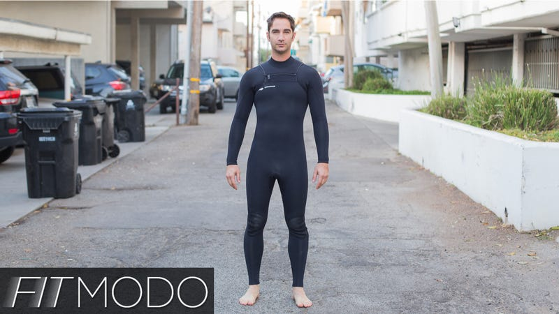 Illustration for article titled Carapace EXO1 Wetsuit Review: Pure Custom Fit Goodness