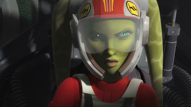 Watch the Emotional Trailer For the Fourth and Final Season of Star Wars Rebels