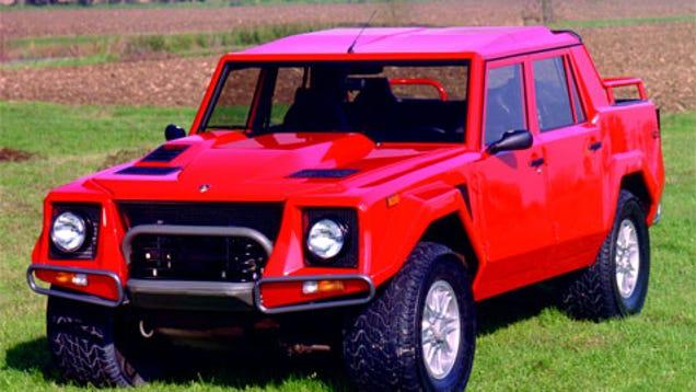 Rambo S Lambo The Lamborghini Lm002