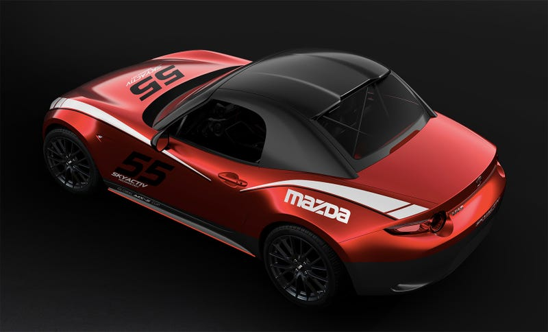 Mazda has a New Miata Hardtop, But it's Not For Everyone