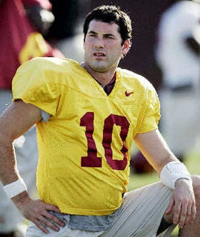 Illustration for article titled A USC Football Player Got A Low Test Score? What?