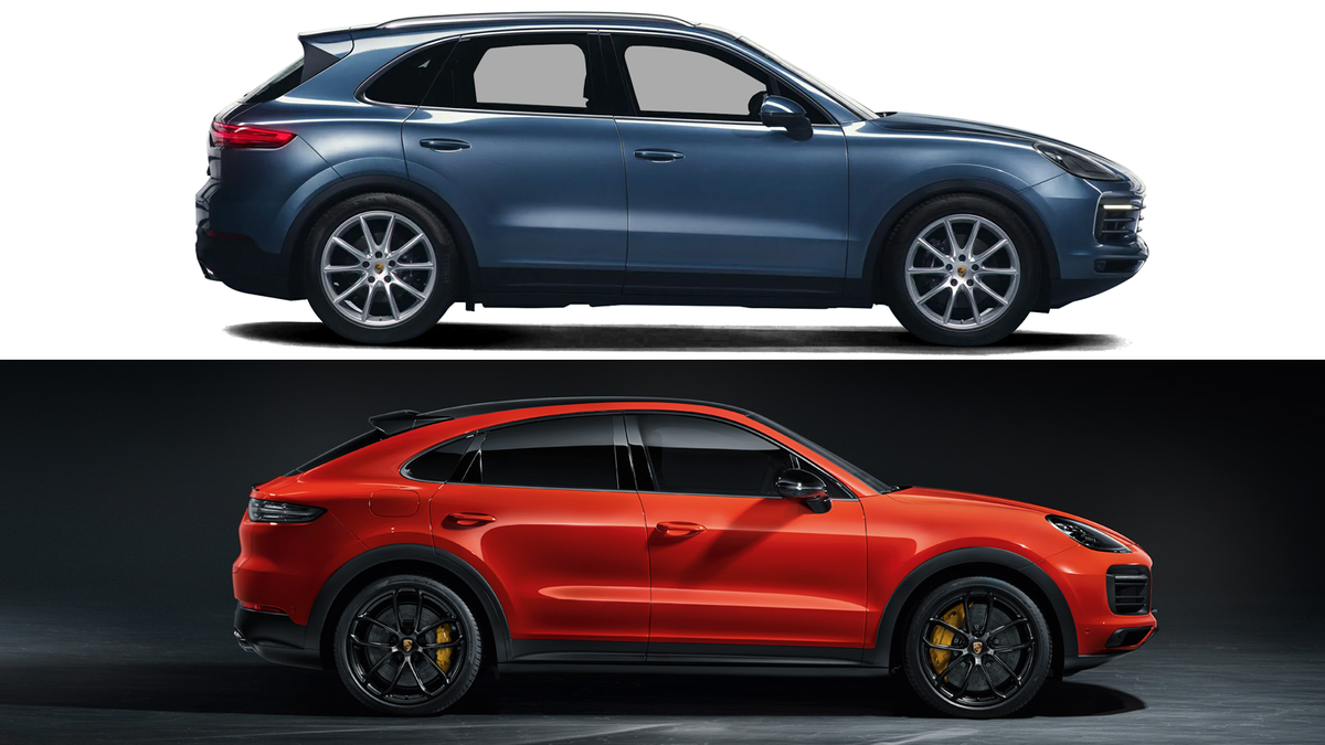 The 2020 Porsche Cayenne Coupe Is Not a Coupe, But Still